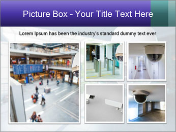 Video Security System PowerPoint Template - Slide 19