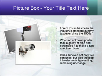 Video Security System PowerPoint Template - Slide 20