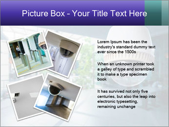 Video Security System PowerPoint Template - Slide 23