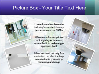 Video Security System PowerPoint Template - Slide 24