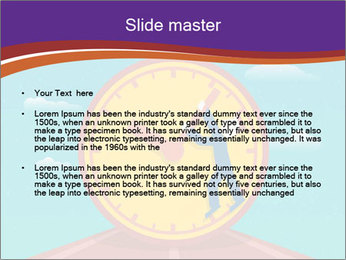 Time Strategy PowerPoint Template - Slide 2