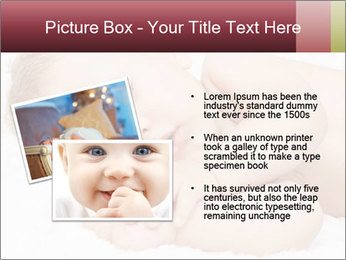 Sweet Baby Dream PowerPoint Template - Slide 20