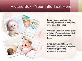 Sweet Baby Dream PowerPoint Template - Slide 23