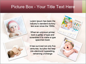 Sweet Baby Dream PowerPoint Template - Slide 24