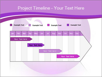 Lilac Twitter Icon PowerPoint Templates - Slide 25
