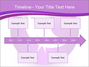 Lilac Twitter Icon PowerPoint Templates - Slide 28