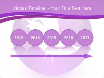 Lilac Twitter Icon PowerPoint Templates - Slide 29