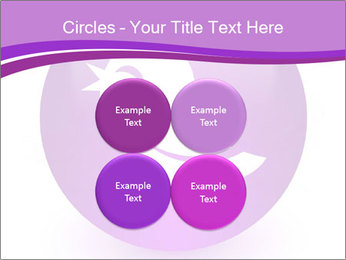Lilac Twitter Icon PowerPoint Templates - Slide 38
