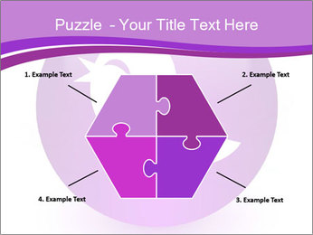 Lilac Twitter Icon PowerPoint Templates - Slide 40