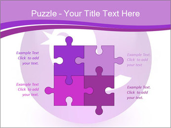 Lilac Twitter Icon PowerPoint Templates - Slide 43