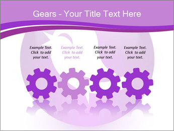 Lilac Twitter Icon PowerPoint Templates - Slide 48
