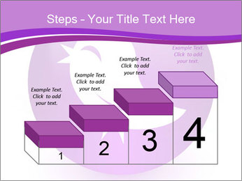 Lilac Twitter Icon PowerPoint Templates - Slide 64
