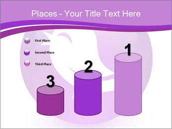 Lilac Twitter Icon PowerPoint Templates - Slide 65