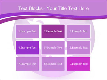 Lilac Twitter Icon PowerPoint Templates - Slide 68