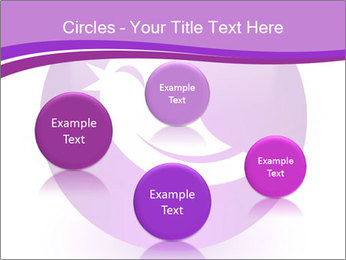 Lilac Twitter Icon PowerPoint Templates - Slide 77