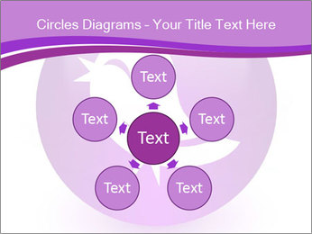 Lilac Twitter Icon PowerPoint Templates - Slide 78