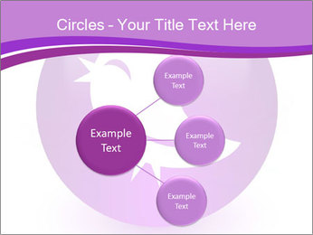 Lilac Twitter Icon PowerPoint Templates - Slide 79