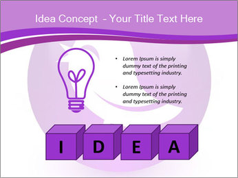 Lilac Twitter Icon PowerPoint Templates - Slide 80