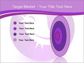 Lilac Twitter Icon PowerPoint Templates - Slide 84