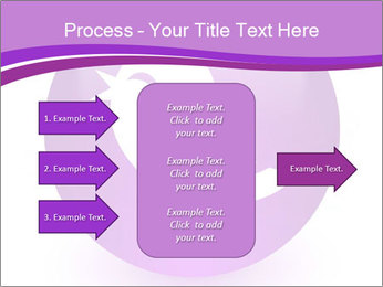 Lilac Twitter Icon PowerPoint Templates - Slide 85