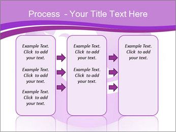 Lilac Twitter Icon PowerPoint Templates - Slide 86