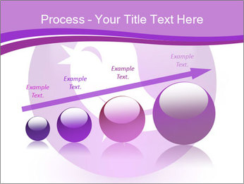 Lilac Twitter Icon PowerPoint Templates - Slide 87