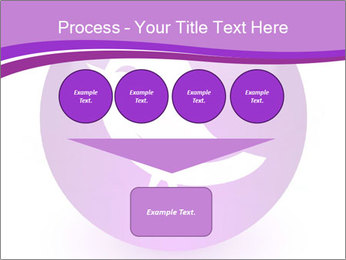 Lilac Twitter Icon PowerPoint Templates - Slide 93