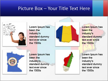 Mongolia Flag PowerPoint Templates - Slide 14