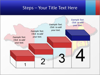 Mongolia Flag PowerPoint Templates - Slide 64