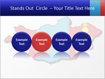 Mongolia Flag PowerPoint Templates - Slide 76