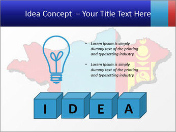 Mongolia Flag PowerPoint Templates - Slide 80