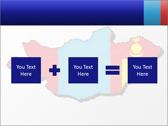Mongolia Flag PowerPoint Templates - Slide 95