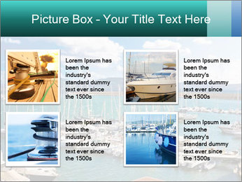 Yachting Concept PowerPoint Template - Slide 14