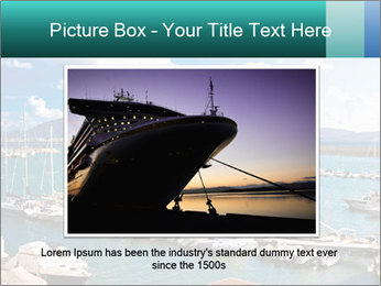 Yachting Concept PowerPoint Template - Slide 15