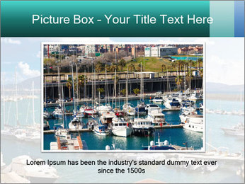 Yachting Concept PowerPoint Template - Slide 16
