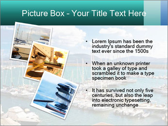 Yachting Concept PowerPoint Template - Slide 17