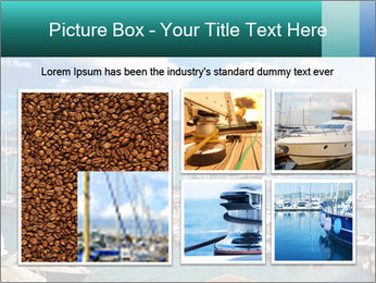 Yachting Concept PowerPoint Template - Slide 19
