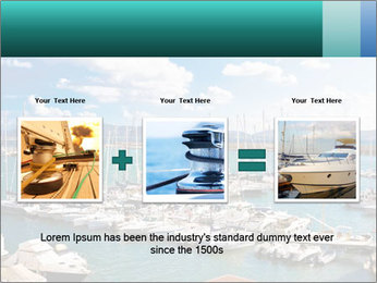Yachting Concept PowerPoint Template - Slide 22
