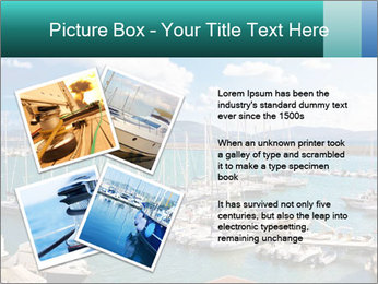 Yachting Concept PowerPoint Template - Slide 23