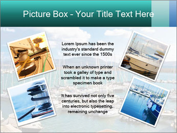 Yachting Concept PowerPoint Template - Slide 24