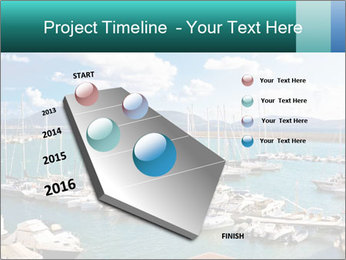 Yachting Concept PowerPoint Template - Slide 26