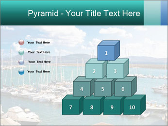 Yachting Concept PowerPoint Template - Slide 31