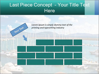 Yachting Concept PowerPoint Template - Slide 46