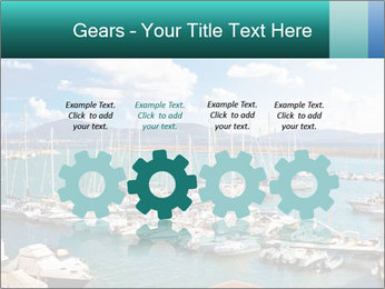 Yachting Concept PowerPoint Template - Slide 48