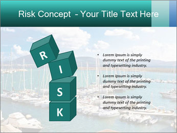 Yachting Concept PowerPoint Template - Slide 81