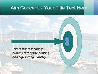 Yachting Concept PowerPoint Template - Slide 83