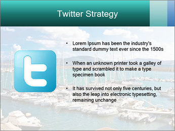 Yachting Concept PowerPoint Template - Slide 9