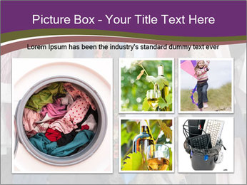 Overfilled Wardrobe PowerPoint Templates - Slide 19