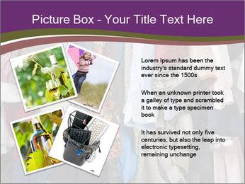 Overfilled Wardrobe PowerPoint Templates - Slide 23