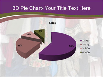 Overfilled Wardrobe PowerPoint Templates - Slide 35